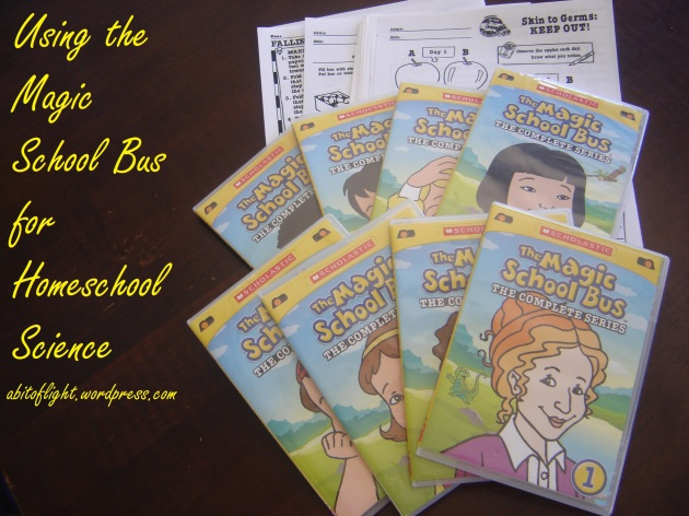 Using the Magic School Bus for Homeschool Science